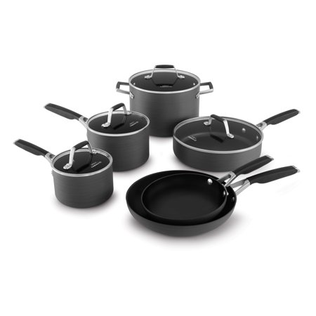 Select by Calphalon Nonstick 10-Piece Cookware Set