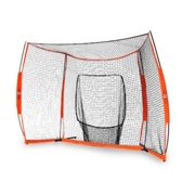 Bownet 12' X 8' Portable Hitting Station With Net And Frame
