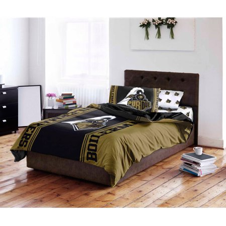 NCAA Purdue University Boilermakers Bed in a Bag Complete