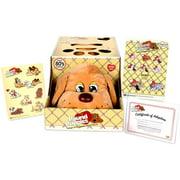 "Basic Fun Pound Puppies Classic Stuffed Animal Plush Toy - Great Gift for Girls & Boys - 17"" - Beige"
