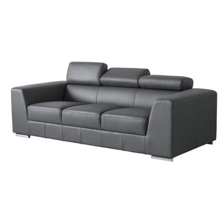 Orren Ellis Cesca Leather Sofa