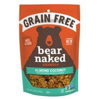 Bear Naked, Grain Free Granola, Gluten Free, Almond Coconut, 8 oz