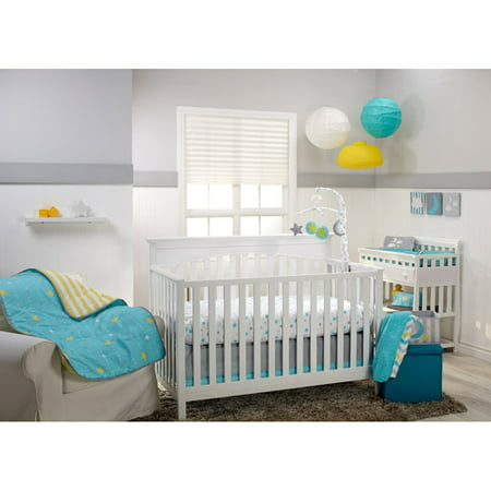 - Little Bedding by NoJo Twinkle Twinkle 3 Piece Crib Set