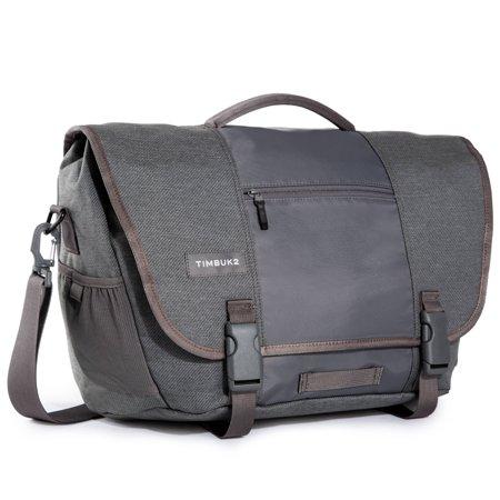 Timbuk2 Commute Messenger Bag Gunmetal Adobe Large