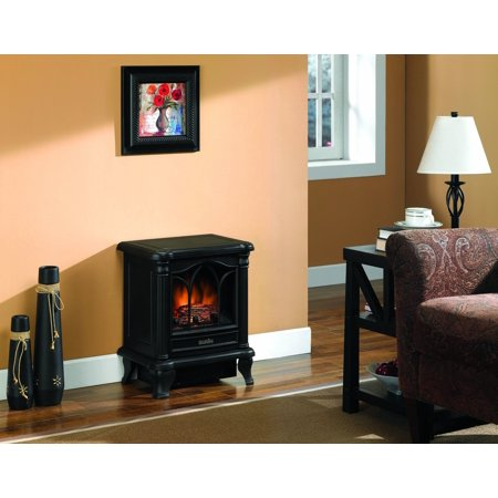 Duraflame Dfs-450-2 Electric Stove With Heater - Electric - Black -
