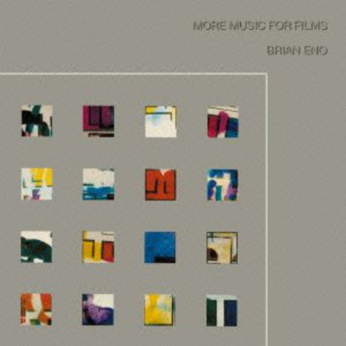 Brian Eno - More Music for Films [CD]