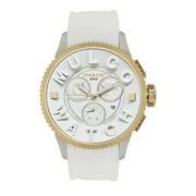 MW3-10302-012 49 Stainless Steel Case White Rubber Men's & Women's Quartz Watch