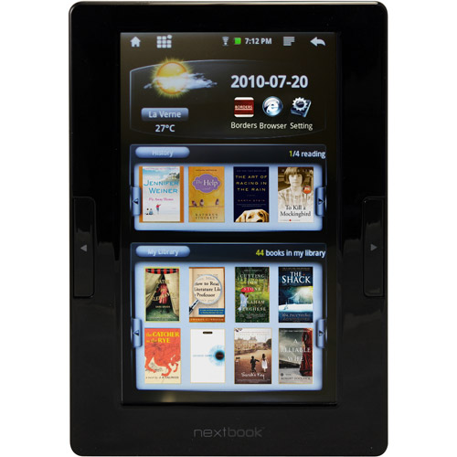 "E Fun Next2 Tablet 7"" Touchscreen Entertainment Tablet & eBook Reader with Google Android OS"