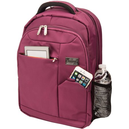 VANGODDY Germini Travel / School Nylon Laptop / Notebook / Netbook / Ultrabook Backpack fits up to 13, 13.3, 15, 15.6