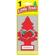 Little Trees Car Air Freshener, Strawberry 1 ea