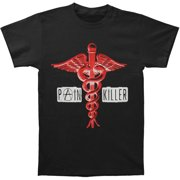Three Days Grace Men's  Pain Killer 2014 Tour T-shirt Black