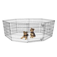 "Vibrant Life 18""H Indoor & Outdoor Pet Exercise Play Pen"