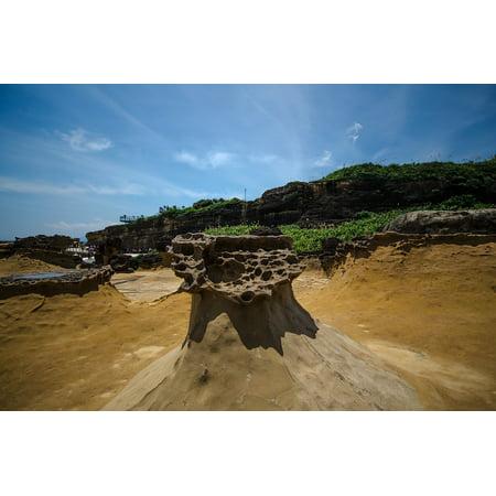 Laminated Poster Taiwan Yehliu Geopark Natural Rocks Poster Print 24 X 36