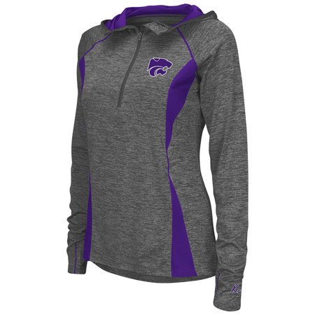 State Wildcats Spring - Womens Kansas State Wildcats Quarter Zip Wind Shirt