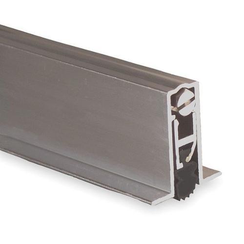 PEMKO 411APKL36 Automatic Door Bottom, 3/8x36In, Aluminum