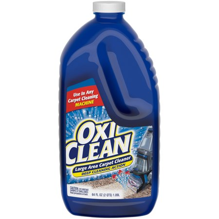 Oxiclean Large Area Carpet Cleaner 64 Oz Walmart Com