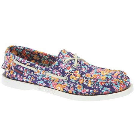 Women's Docksides Boat Shoes Tatum Print 9.5 M