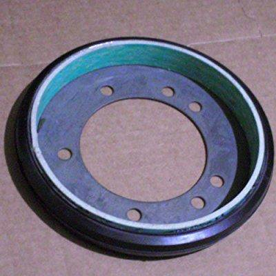 snapper drive disc 5-3103 and 5-7423 with brake liner installed. od 6 id 5-1/8