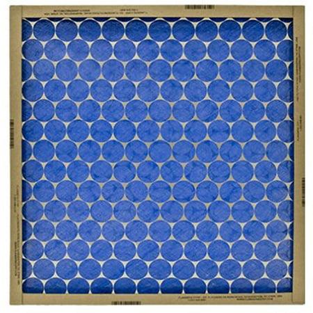 10155.011824 18 x 24 x 1 in. EZ Flow Spun Fiberglass Disposable Furnace Filter - Pack Of 12