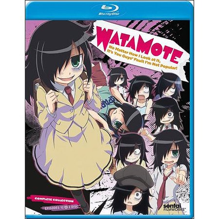 WataMote: Complete Collection (Blu-ray)](Halloween Film Complet)