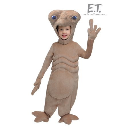 E.T. Plush Toddler Costume - Halloween Et Toussaint