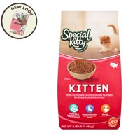 Special Kitty Kitten Formula Dry Cat Food, 3.15 lb