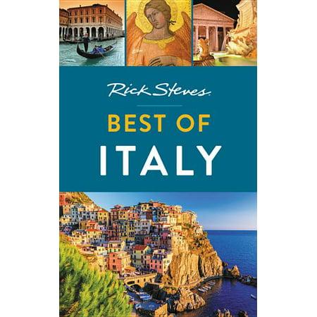 Rick steves best of italy - paperback: (The Best Of Rick Ross)
