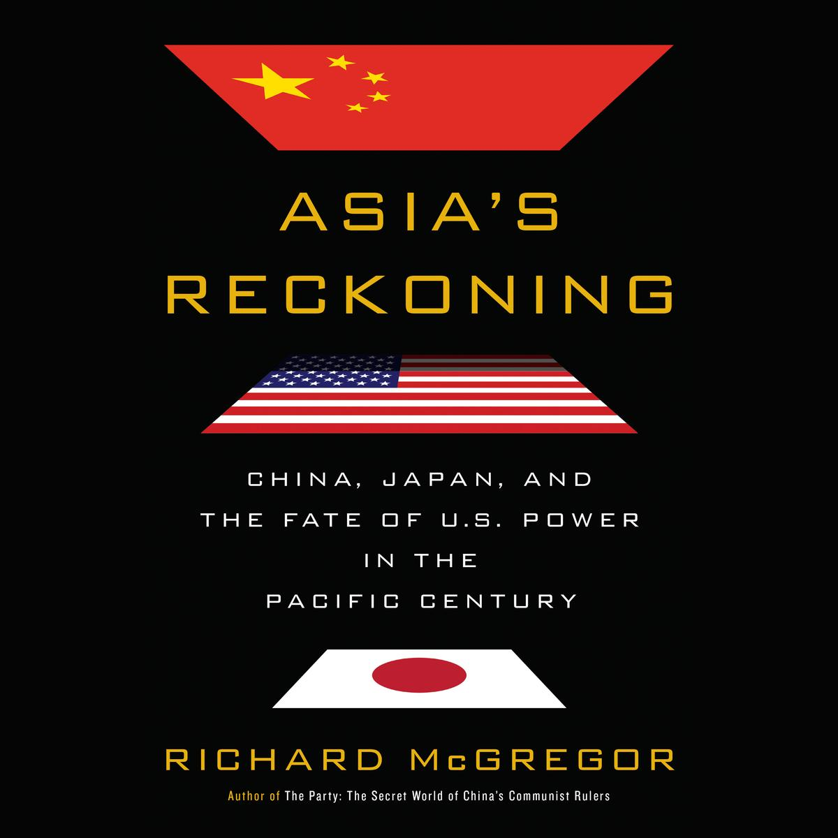 Asia's Reckoning - Audiobook