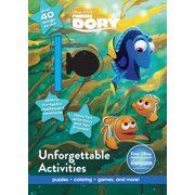 Activity Book with Covermount: Disney Pixar Finding Dory Unforgettable Activities (Other)