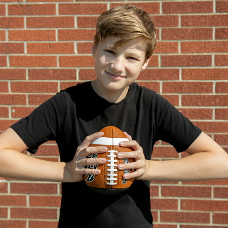 Passback Junior Composite Football, Ages 9-13, Youth Training