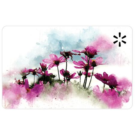 Purple Spring Walmart eGift Card