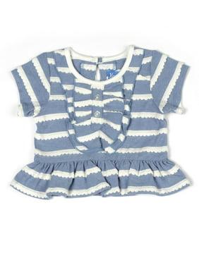a6a9c24fc203e Product Image Ruffled Top (Baby Girls). Kapital K
