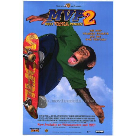 Mvp 2  Most Vertical Primate Poster Movie  27X40