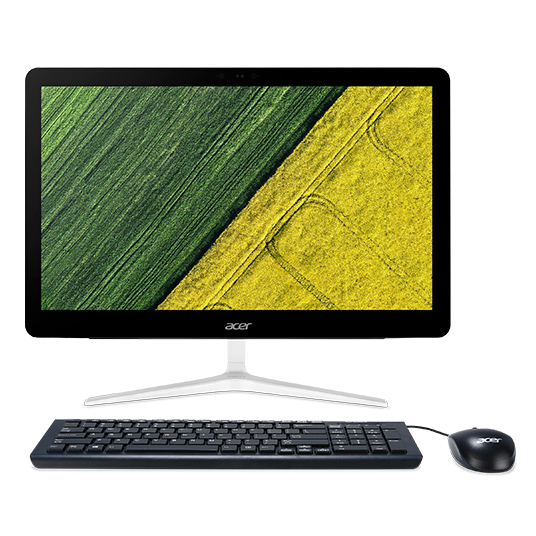 Acer Aspire Z24-880 Core i5-7400T 8GB DDR4 1TB 1920x1080 All-in-One Computer