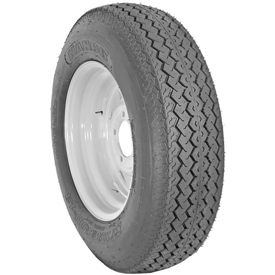 Nanco S622 Bias ST Trailer Tire ST175/80D13 C/6 Ply