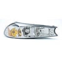 1998-2000 Ford Contour  Passenger Side Right Head Lamp Assembly XS2Z13008AA-V