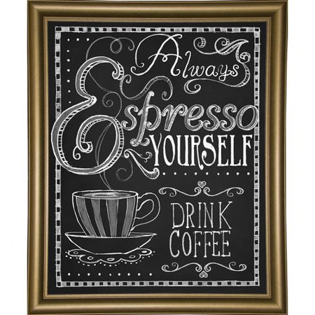 Winston Porter 'Espresso Yourself' Textual - Porte Halloween