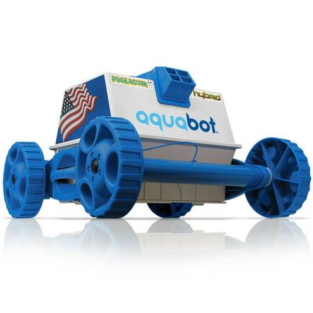 Aquabot APRV Pool Rover Hybrid Above Ground Automatic Swimming Pool