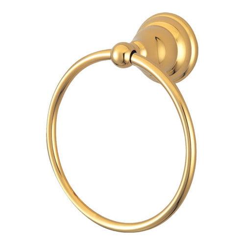 Kingston Brass Royale Wall Mounted Towel Ring