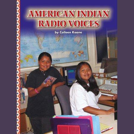 American Indian Radio Voices - Audiobook - Walmart com