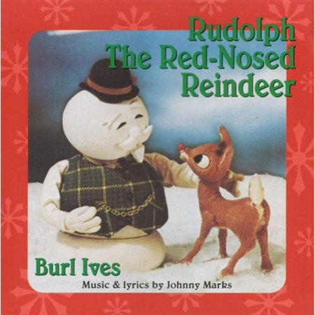 Rudolph the Red-Nosed Reindeer by Burl Ives (1995)