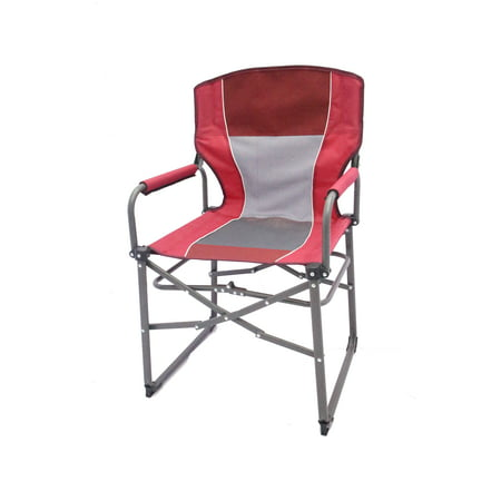 Pleasing Upc 886783003083 Ozark Trail Portable Director Chair Ibusinesslaw Wood Chair Design Ideas Ibusinesslaworg