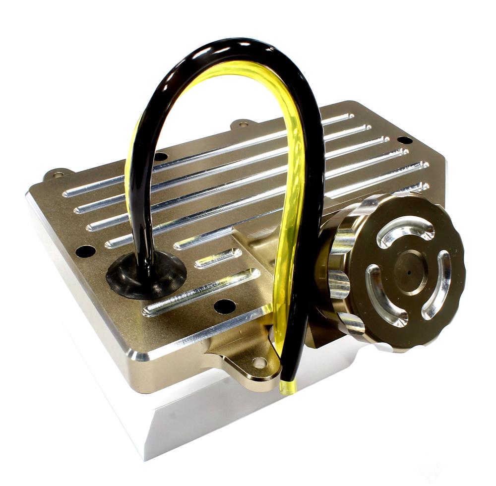 INTEGY RC Model Hop-ups C25628GUN Billet Machined Alloy F...