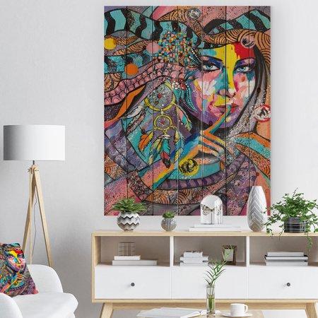 Design Art - Woman Portrait In Your Dreams - image 1 of 5