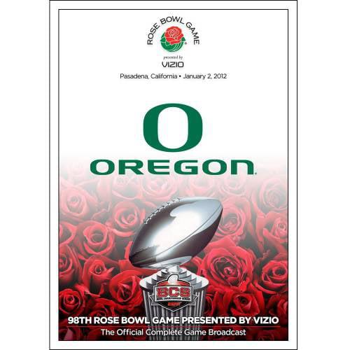 2012 Rose Bowl Presented By Vizio: Oregon Ducks Vs. Wisconsin Badgers