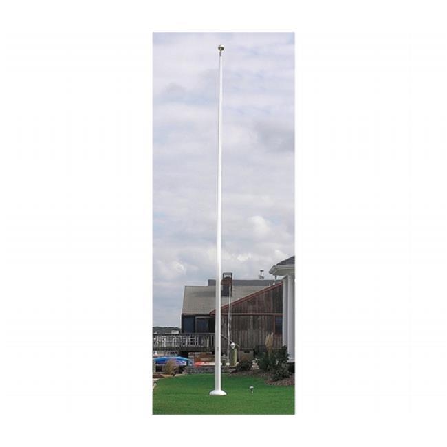 Annin & Co. 407 30 ft.  2 Piece Alliance Pole External Ha...