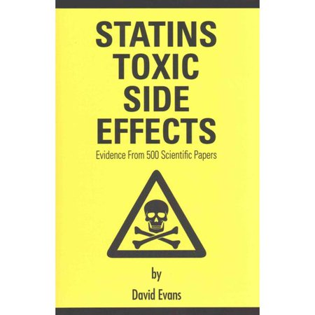 Statins Toxic Side Effects: Evidence from 500 Scientific Papers by
