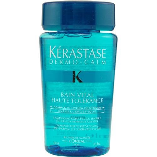 Kerastase DERMO-CALM BAIN VITAL FOR SENSITIVE SCALPS AND NORMAL TO COMBINATION HAIR 8.5 OZ
