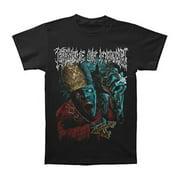 Cradle Of Filth Men's  Vampire Priest T-shirt Black