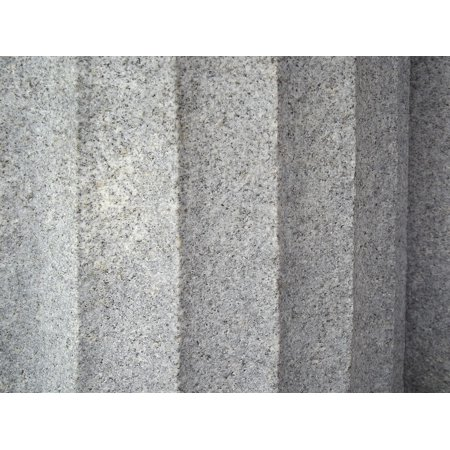 LAMINATED POSTER Concrete Texture Column Cemetery Old Stone Pillar Poster Print 11 x - Halloween Cemetery Pillars
